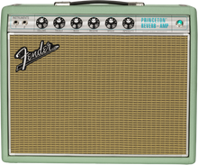 Fender Limited Edition 68 Princeton in Surf Green Tolex FNDB792508