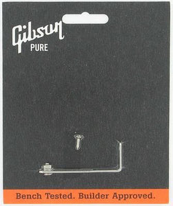 Gibson Pickguard Mounting Bracket Nickel PRPB-030 - The Music Gallery