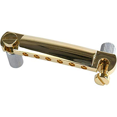 Gibson Stop Bar Tailpiece Gold PTTP-020 - The Music Gallery