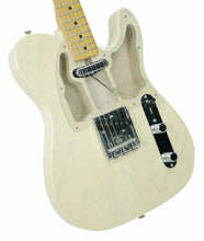 Fender Custom Shop LTD 1967 Smuggler's Telecaster Closet Classic in Vintage White CZ527139 - The Music Gallery