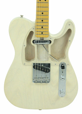 Fender Custom Shop LTD 1967 Smuggler's Telecaster Closet Classic in Vintage White | Front Small