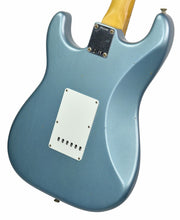 Fender Custom Shop 1963 Stratocaster Journeyman Relic in Ice Blue Metallic | Back Right