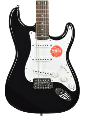 Squier Affinity Series™ Stratocaster® in Black CSSJ20015701 - The Music Gallery