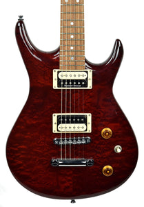 Kurt Wilson Standard in Black Cherry SN# 2606