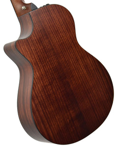 Taylor 322ce 12-Fret | The Music Gallery | Back Angle 1