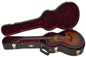 Taylor 322ce 12-Fret | The Music Gallery | open case