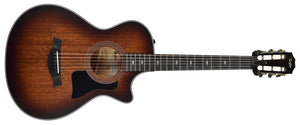 Taylor 322ce 12-Fret in Natural 1104109085 - The Music Gallery