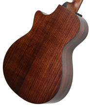 Taylor 322ce 12-Fret | The Music Gallery | Back Angle 2