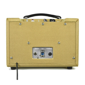 Thumper by Sonic Pipe Amps: a Music Gallery Exclusive | Back