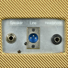 Thumper by Sonic Pipe Amps: a Music Gallery Exclusive | Backplate
