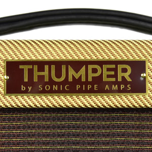 Thumper by Sonic Pipe Amps: a Music Gallery Exclusive | Logo