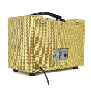 Thumper by Sonic Pipe Amps: a Music Gallery Exclusive | Back Right