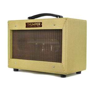 Thumper by Sonic Pipe Amps: a Music Gallery Exclusive | Front Left