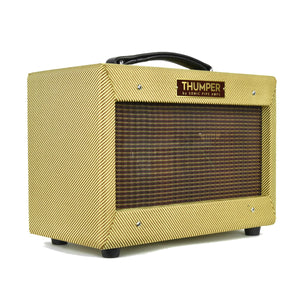 Thumper by Sonic Pipe Amps: a Music Gallery Exclusive | Front Right