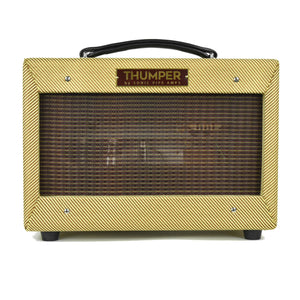 Thumper by Sonic Pipe Amps: a Music Gallery Exclusive | Front