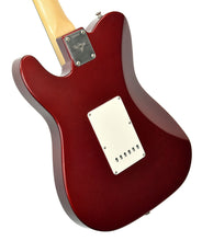 Used 2006 Fender® Custom Shop Chris Fleming Masterbuilt Hybrid Tele in Candy Apple Red | Back Left
