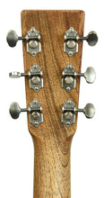 Martin GPC-16E Acoustic Guitar | Headstock Back