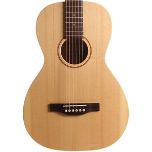 Simon and Patrick Trek SG Parlor Acoustic Guitar | Front