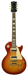 2014 Gibson Les Paul Classic in Heritage Cherry Burst | Front Large