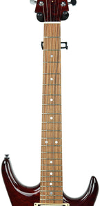 Kurt Wilson Standard in Black Cherry - Fretboard