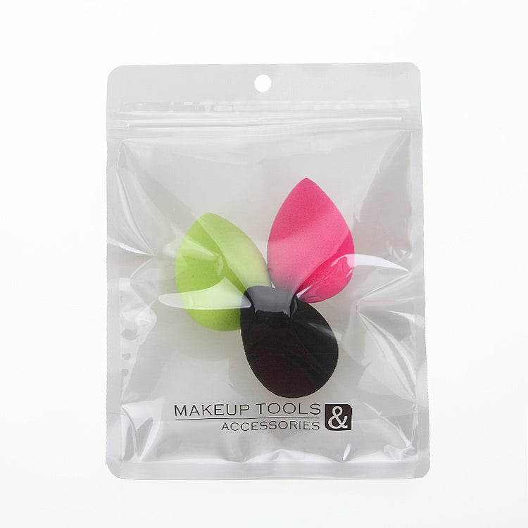 3pcs Drop Shaped Makeup Puffs (4)