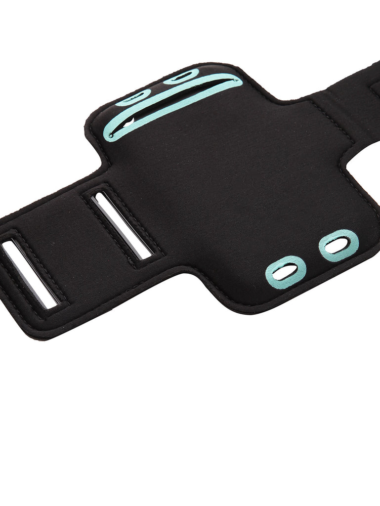 Black 5.Mobile Phone Arm Belt (2)