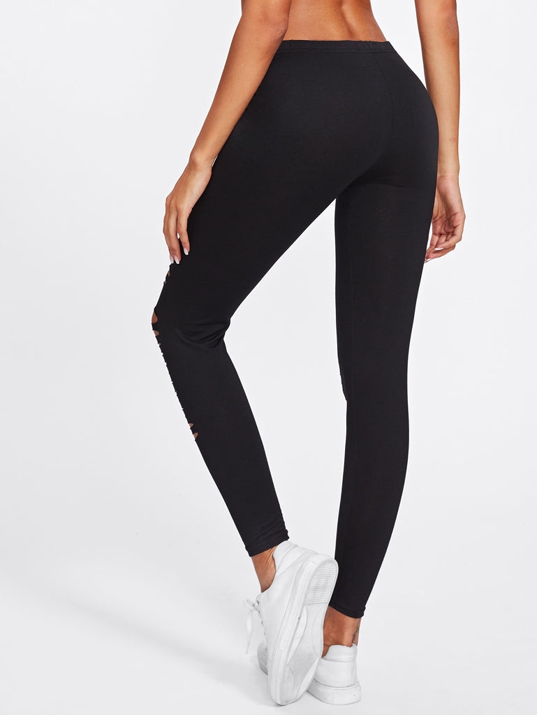 Active Ladder Ripped Gym Leggings (4)