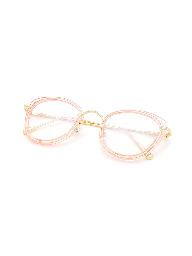 Clear Lens Glasses (3)