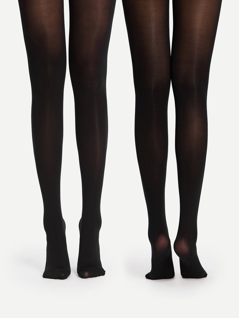 80D Velvet Touch Tights 2 Pairs (3)