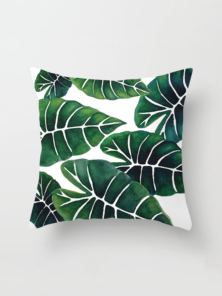 Jungle Print Cushion Cover