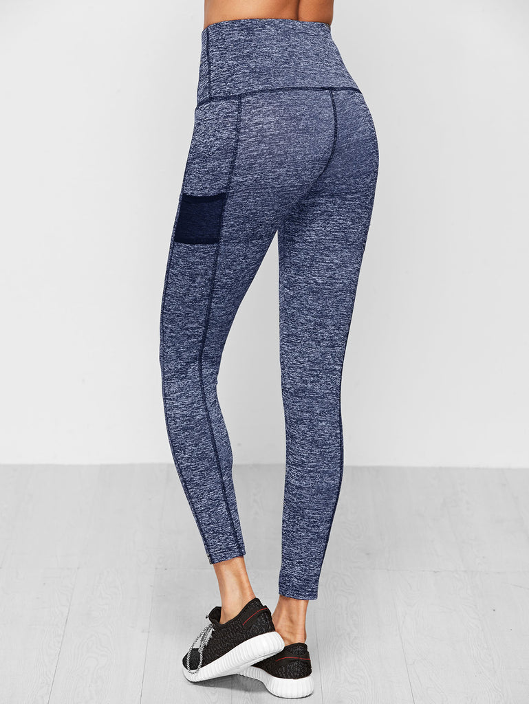 Knit Wide Waistband Leggings (3)