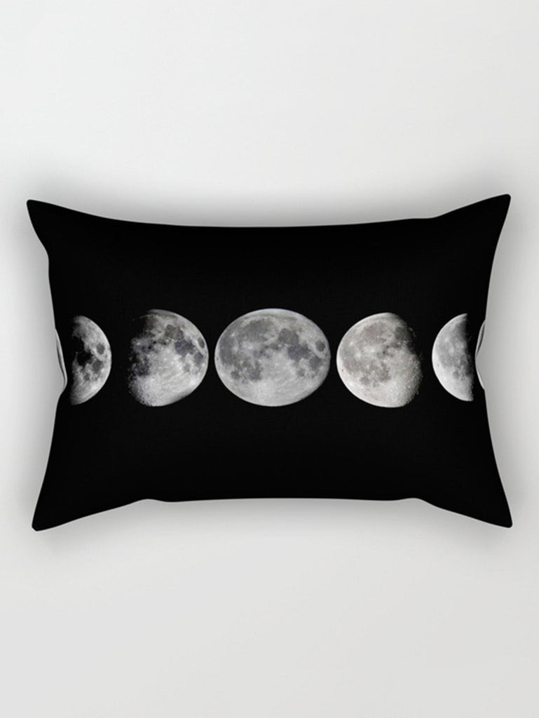 Galaxy Print Pillowcase Cover