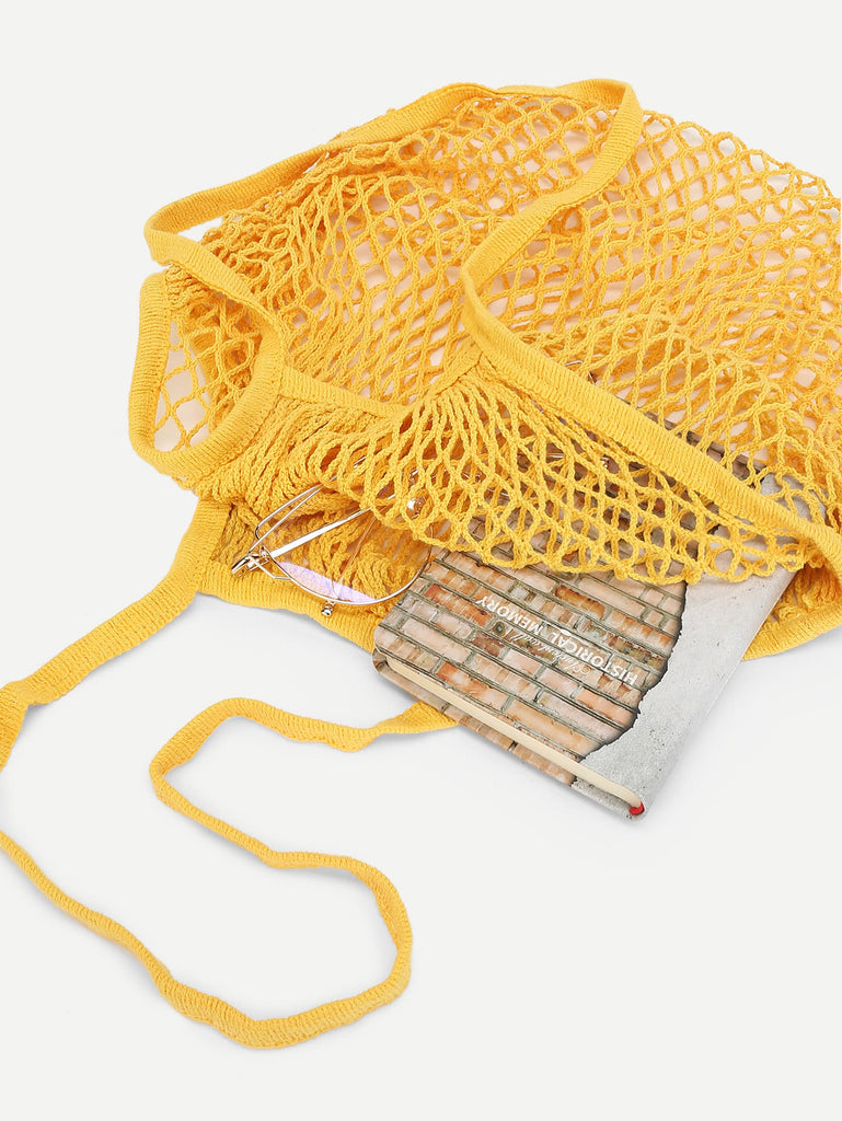Fishing Net Tote Bag (2)