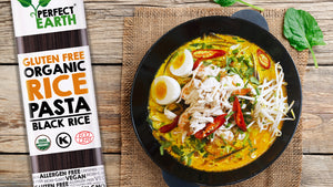 Perfect Earth's Blacksa (Laksa)