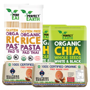 Organic Healthy Perfect Set
