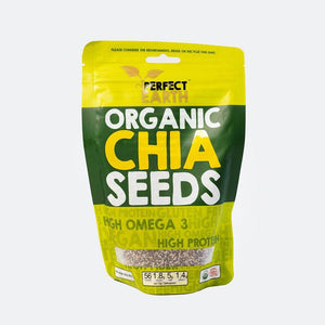 Perfect Earth Organic Chia Seeds