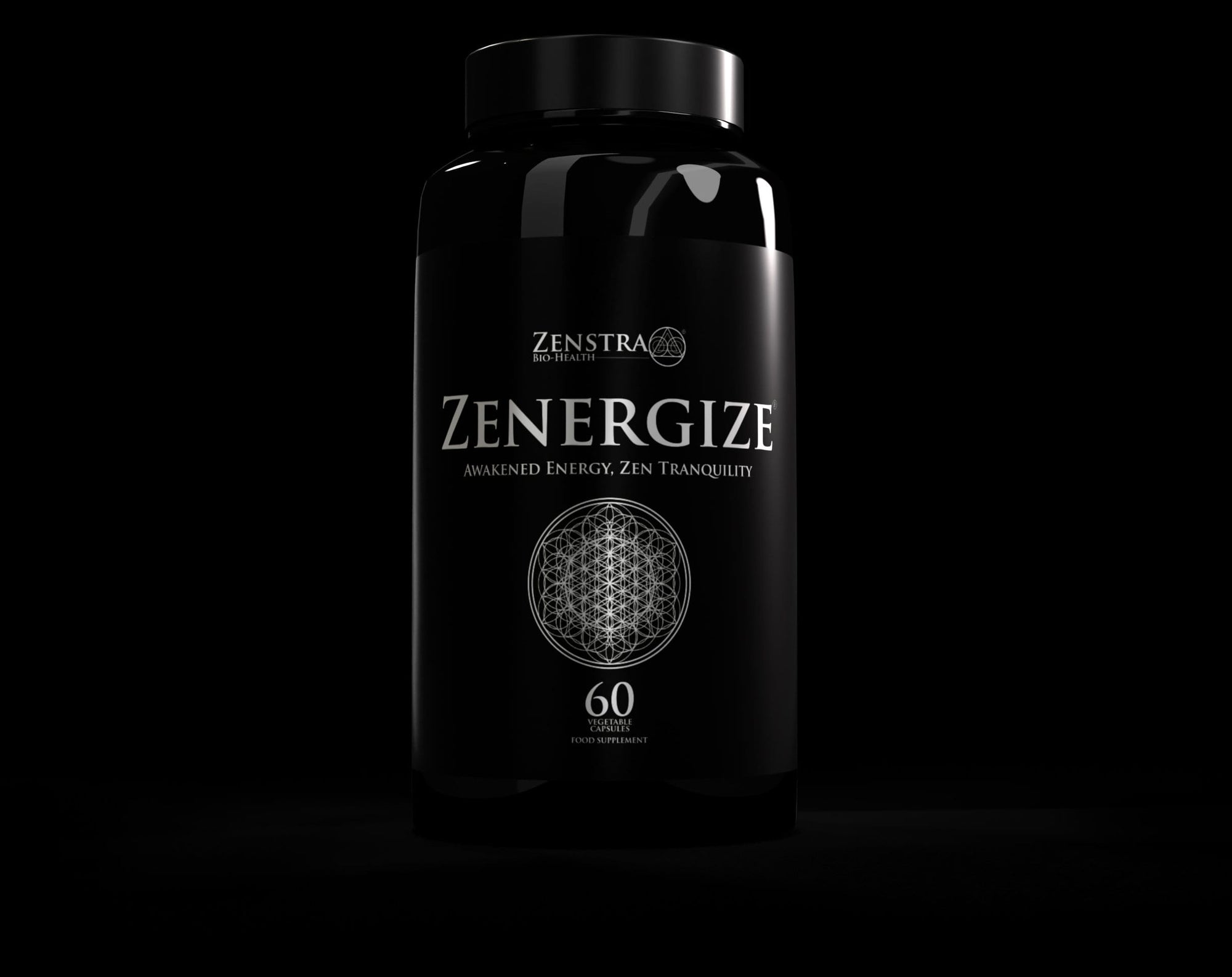Zenstra Zenergize - Energy and Dopamine Support Supplement