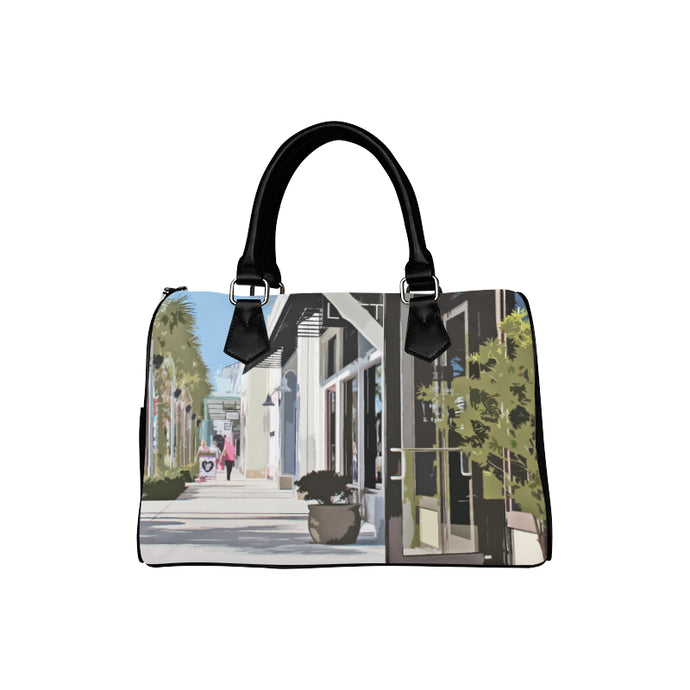Downtown Boston Handbag