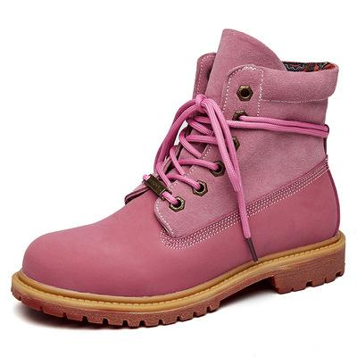 High Quality Genuine Leahter Women's Ankle Boot