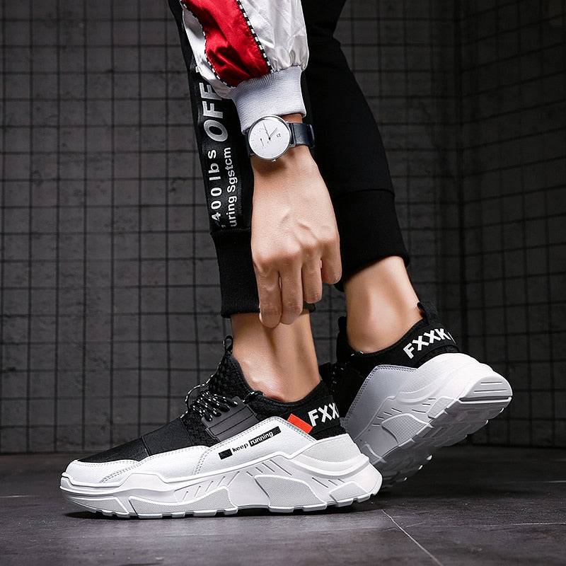 High Quality Non Slip Comfortable Mesh Sneakers