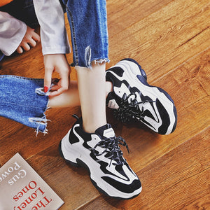 New Fashion 2019 Breathable Brand Sneakers