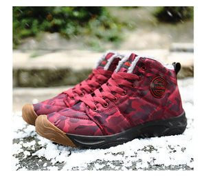 High Quality Winter Snow Plush Ankle Boots