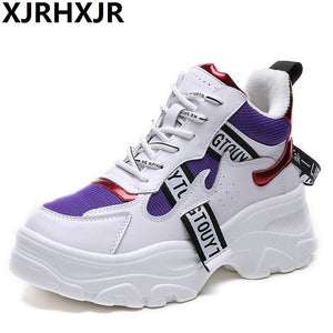 Women's Shoes - 2019 Hot Sale Women's Breathable Dad Sneakers