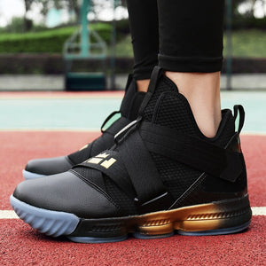 High Top Gym Training Men Sneakers