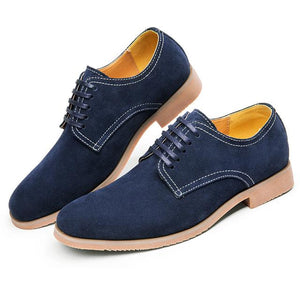 2019 Hot Sale Spring Autumn Men Suede Leather Casual Shoes