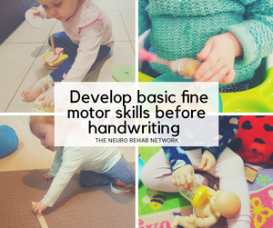 3 things every parent needs to know about fine motor skill development