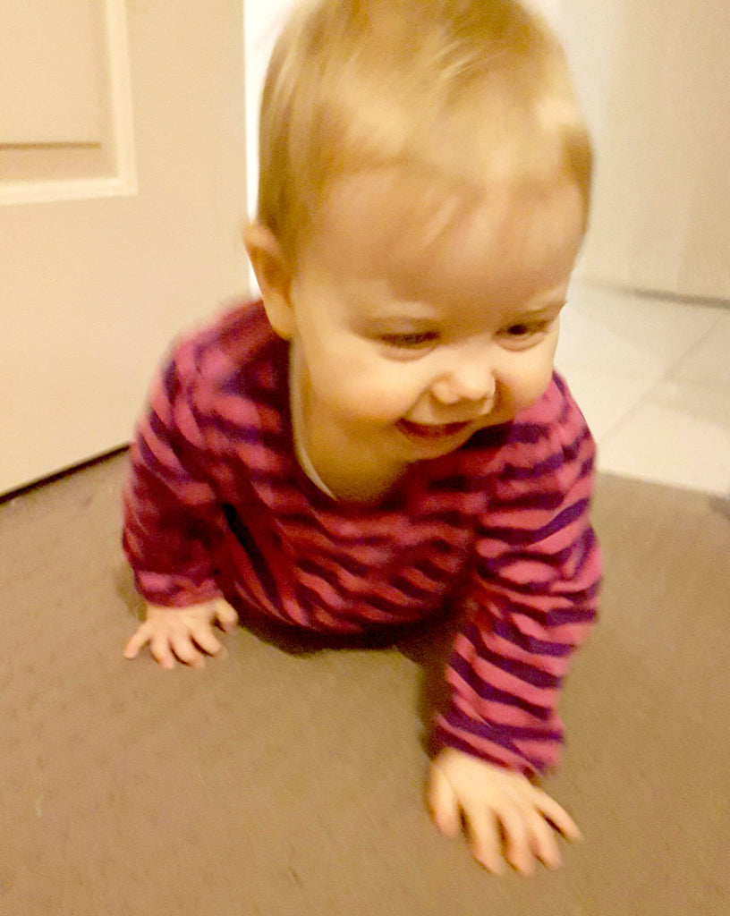 Why is crawling important for infants, toddlers, and school aged children