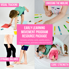 early learning motor skill classroom resource activities