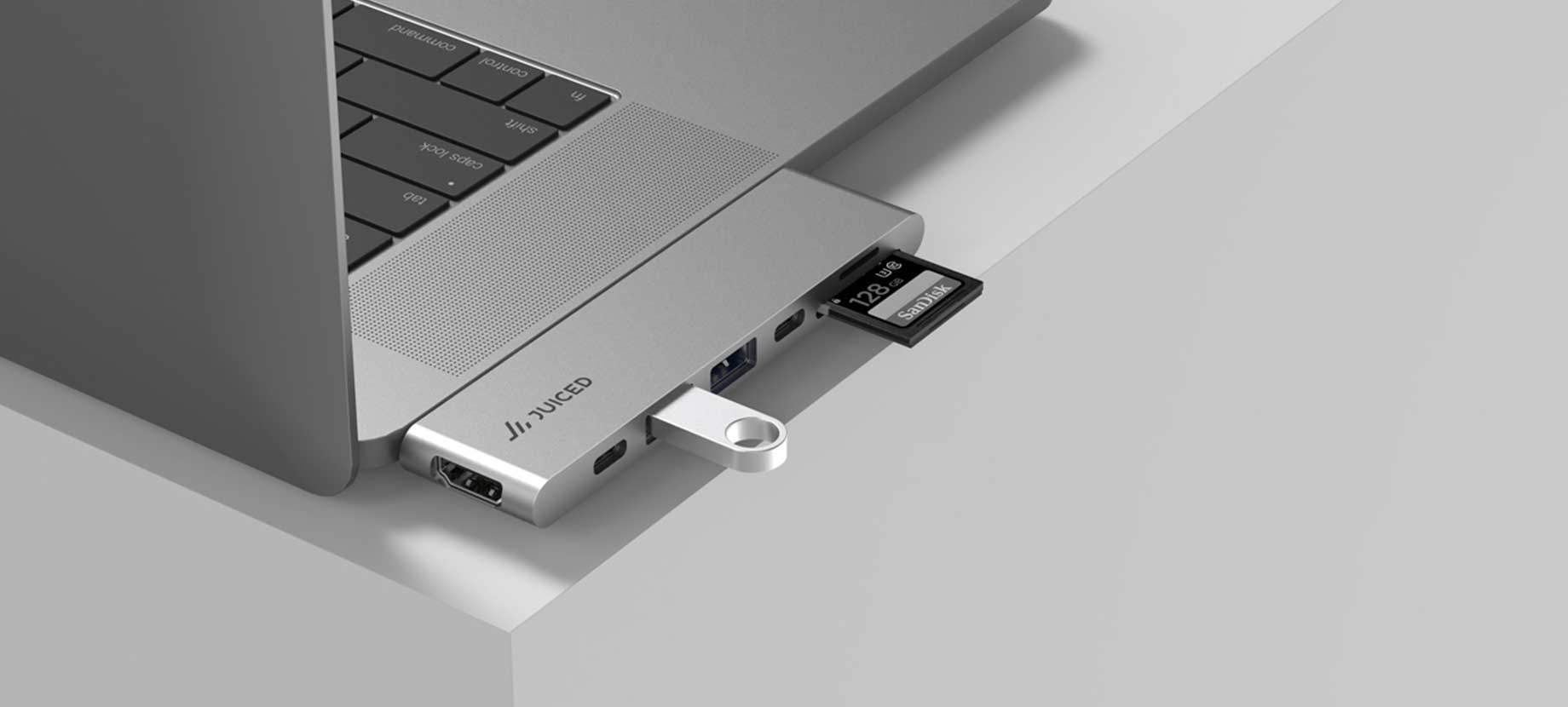 Macbook Pro Adapters