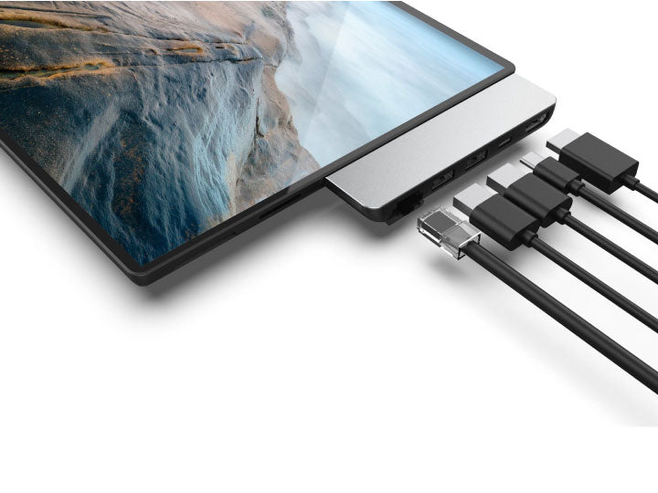 Surface Pro 7 ZipHUB Adapter Docking Station